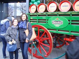 Heineken Factory!