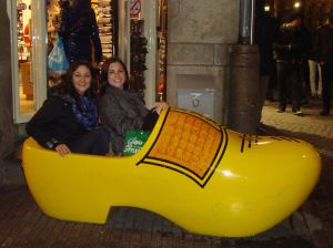 Tridelts do Amsterdam!