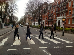 Epic Abbey Road picture