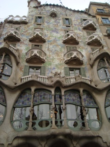 Gaudi House!